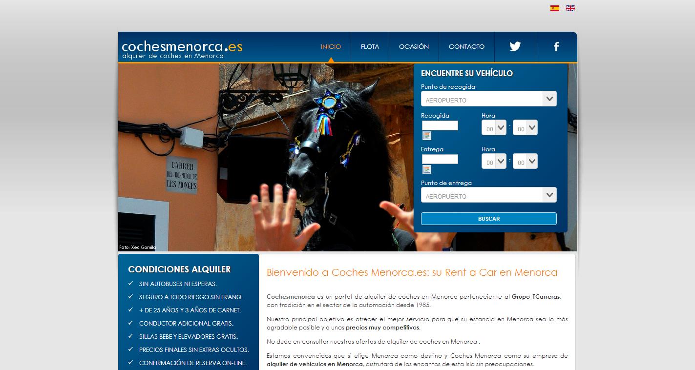 Cochesmenorca.es
