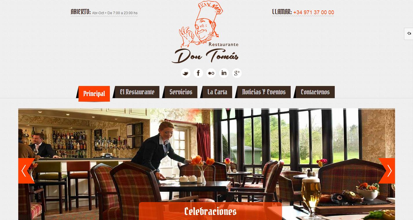 Don Tomas Restaurant