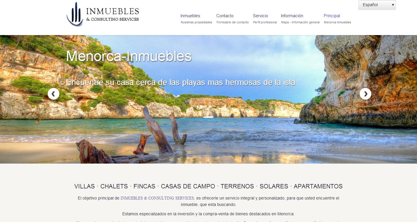 Menorca Inmuebles