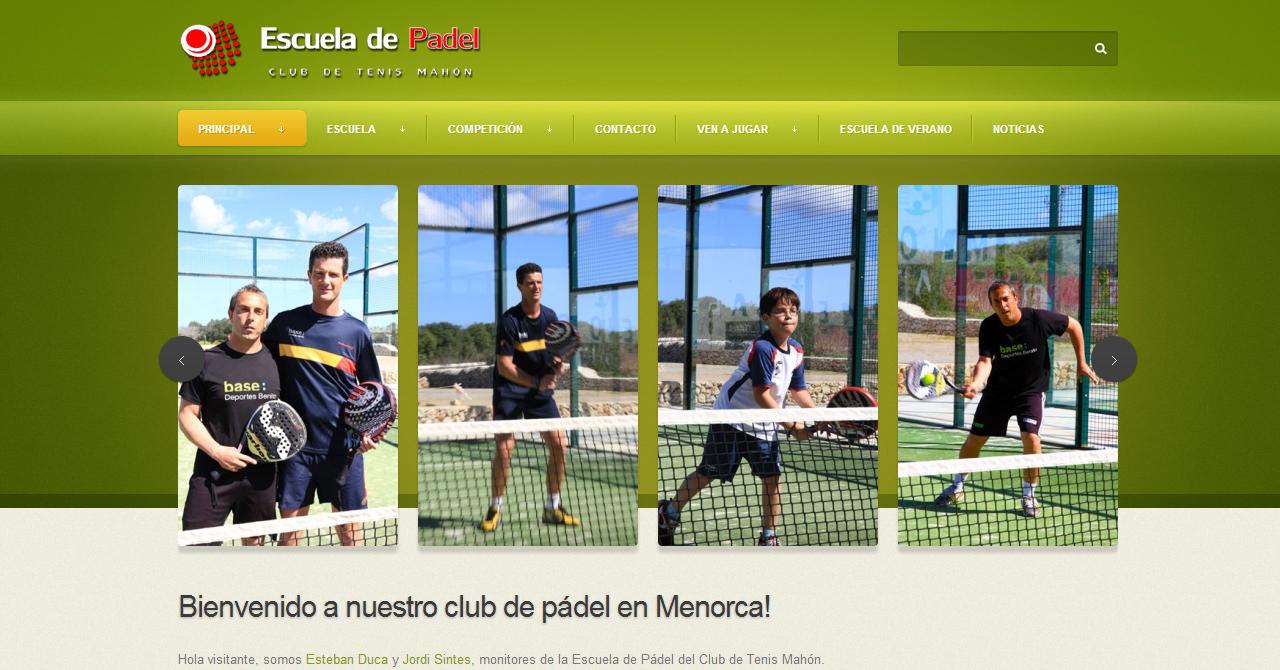 Padel Menorca