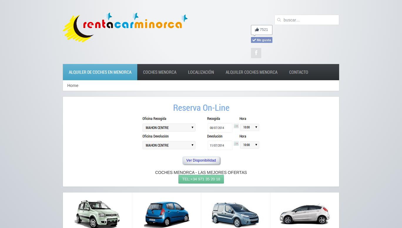 rentacarminorca.com
